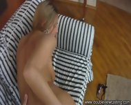 Anal Fun With Lovely Blonde - scene 5