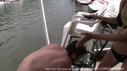 Swimming For Pussy - scene 5
