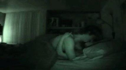 Student Couple on Nightvision - scene 12