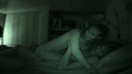Student Couple on Nightvision - scene 5