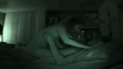 Student Couple on Nightvision - scene 7