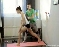 Training Turns Into Love - scene 1