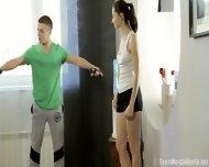 Training Turns Into Love - scene 2