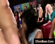 Party Babe Amateurs Suck Cfnm Strippers Cock - scene 6