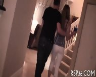 Two Teens Get Stunning Surprize - scene 6