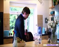 Jane Entices Her Husbands Co Worker And They Have Fucking Session - scene 4