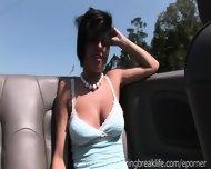 Naked Convertible Ride - scene 1