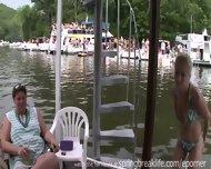Party Cove Sucking On A Nub - scene 1