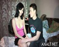 Lusty Mutual Stimulation - scene 1