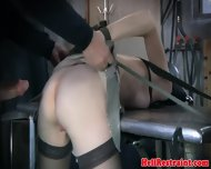 Masked Submissive Restrained And Fucked - scene 6
