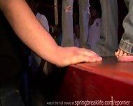 Nightclub Flasher Chicks - scene 10
