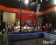 Lewd Pleasuring From Strippers - scene 1