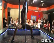 Lewd Pleasuring From Strippers - scene 4
