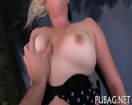 Babe Offers Her Wet Beaver - scene 10