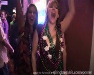 Mardi Gras Street Flashing - scene 2