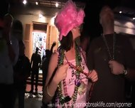 Mardi Gras Street Flashing - scene 4