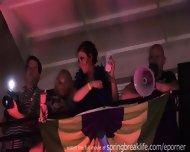 Mardi Gras Street Flashing - scene 6