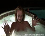 Drunk Hot Tub Girl - scene 7