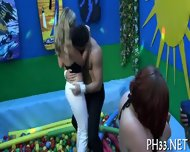 Sizzling Hot Group Sex - scene 1