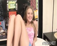 Deep Penetration With Blowjob - scene 1