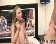 Deep Penetration With Blowjob - scene 8