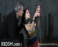 Torturing Beauty With Sex Toys - scene 7