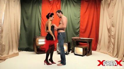 Big Dick In Whore's Ass - scene 1