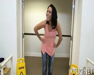 Babe Is Ready For A Hot Blowjob - scene 1
