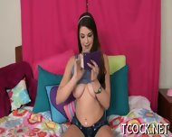 Young Babe Needs Hard Pleasuring - scene 4