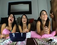 Explicit Blowjob With Babes - scene 12
