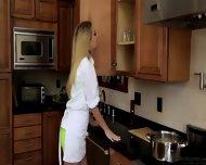 Romance In The Kitchen - scene 1