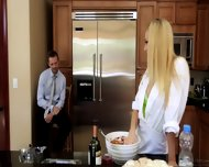Romance In The Kitchen - scene 2
