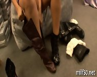 Mature Babe Gives Wild Oral Sex - scene 6
