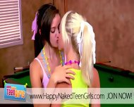 Super Petite Teens Having Hot Sex - scene 4