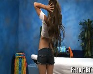 Naughty Beaver Thrashing - scene 2