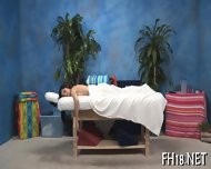 Sexy Massage With Rough Banging - scene 10