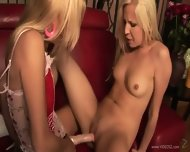 Cougars And Cubs Lezz Young And Old - scene 7