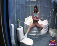Young Babe Is Really Horny - scene 2