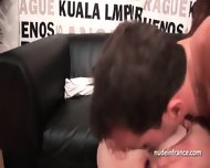 French Mature Is Disappointed, Three Holes And Only Two Dicks To Fuck - scene 3
