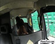 Black Amateur Girl Fucked By Fake Driver For A Free Fare - scene 8