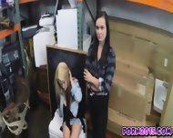 Patricia And Katrina Both Of These Women Have Huge Tits - scene 1