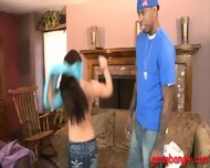 Feisty Slut Casey Cumz Dp With Black Monstercocks - scene 3