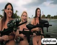 Sexy Badass Babes Take On Insane Stunts And Margarita Shots - scene 10