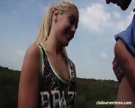 Nice Sex In The Meadow - scene 2
