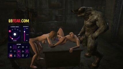 Shy- Imagination Elf Monster sex