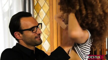 Cecilia Lion In Perfect Relationship With Stepdad