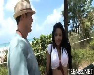 Teen Kinkster Blows And Rides - scene 6