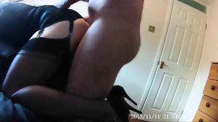 Sissy Slut Ginger Fucked On Leash Part 1