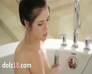 True Glamour In The Bath Tube - scene 8