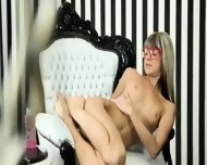 Doggystyle Finger Pussy - scene 5